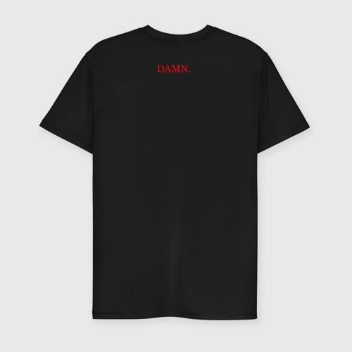 Мужская футболка премиум  Фото 02, DNA. Кендрик Ламар