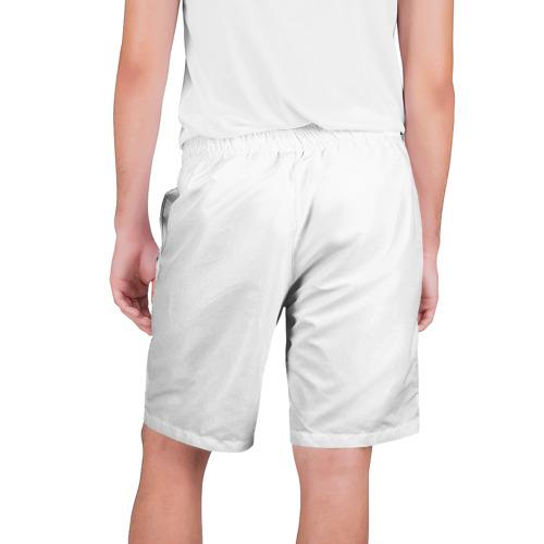 Мужские шорты 3D  Фото 02, Ананасы