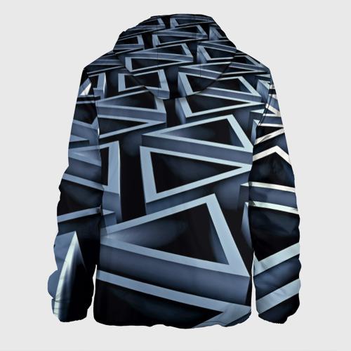 Мужская куртка 3D  Фото 02, Треугольники