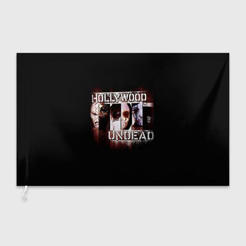 Флаг 3D  Фото 03, Hollywood Undead 5