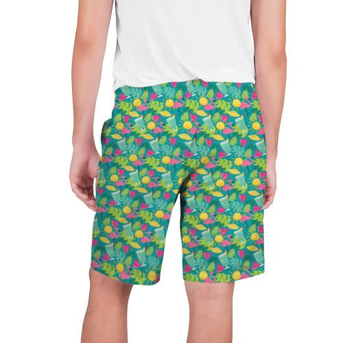 Мужские шорты 3D  Фото 02, Гаваи