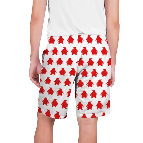 Мужские шорты 3D  Фото 02, Пингвинчики