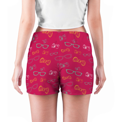 Женские шорты 3D  Фото 04, Очки