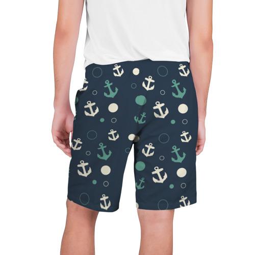 Мужские шорты 3D  Фото 02, Морская