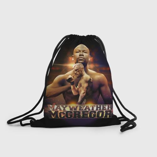 Рюкзак-мешок 3D  Фото 01, Mayweather vs McGregor