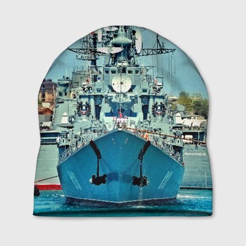 Шапка 3D Сторожевой корабль