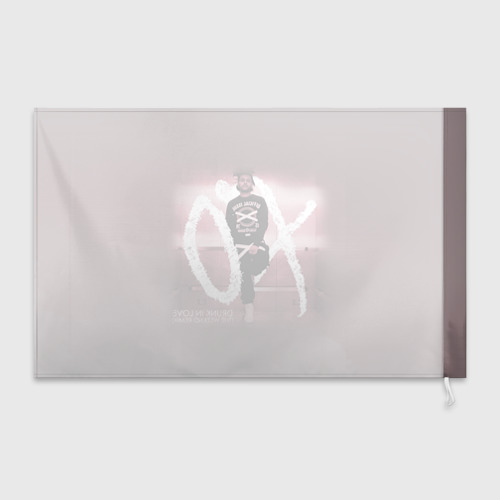 Флаг 3D  Фото 02, The Weeknd