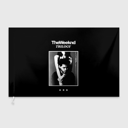 Флаг 3D  Фото 03, The Weeknd