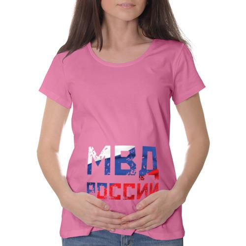 Футболка для беременных хлопок  Фото 01, МВД России