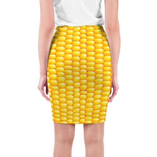 Юбка 3D  Фото 02, Сладкая вареная кукуруза
