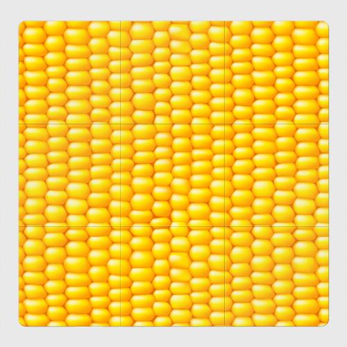 Магнитный плакат 3Х3 Сладкая вареная кукуруза