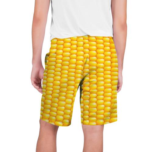 Мужские шорты 3D  Фото 02, Сладкая вареная кукуруза