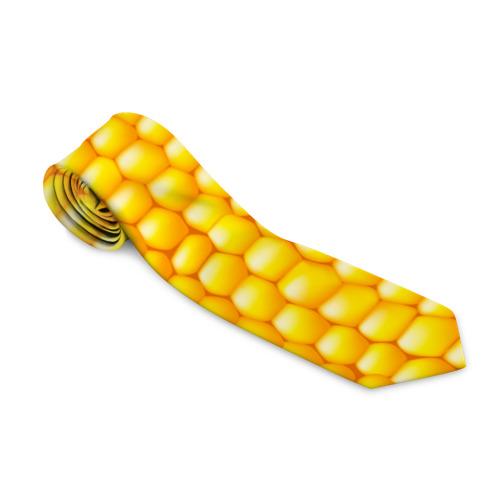 Галстук 3D  Фото 01, Сладкая вареная кукуруза