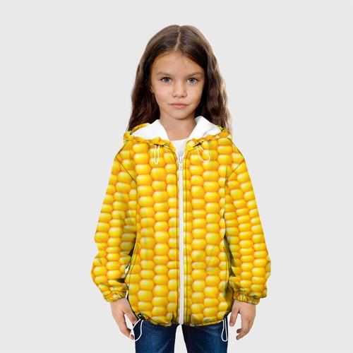 Детская куртка 3D  Фото 04, Сладкая вареная кукуруза