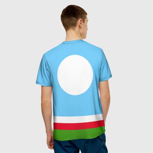 Мужская футболка 3D  Фото 02, Республика Саха (Якутия)