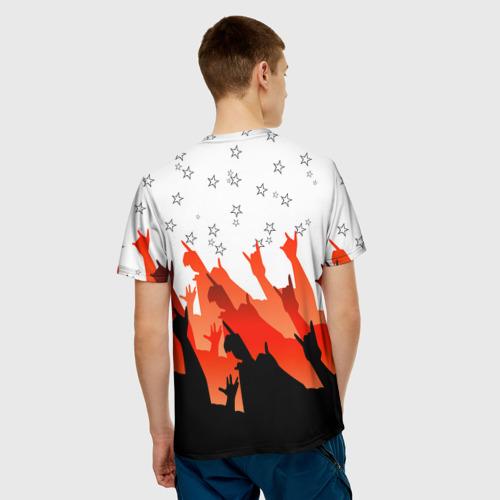 Мужская футболка 3D  Фото 02, Мумий Тролль