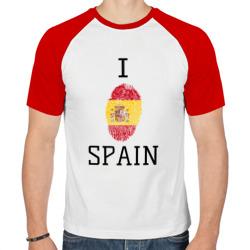 Отпечаток испании