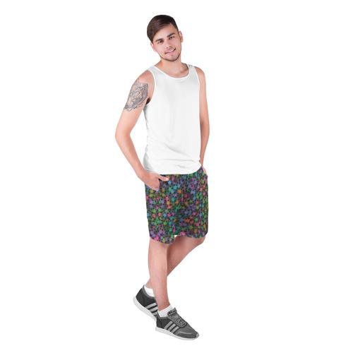 Мужские шорты 3D  Фото 03, Спиннеры