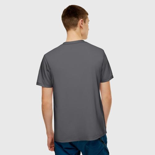 Мужская футболка 3D Дьявольский рок Фото 01