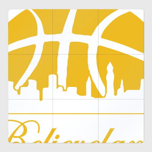 Магнитный плакат 3Х3 Believeland