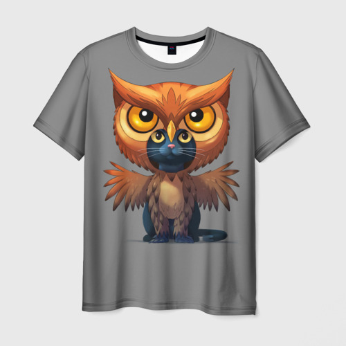 Мужская футболка 3D  Фото 01, Совокот