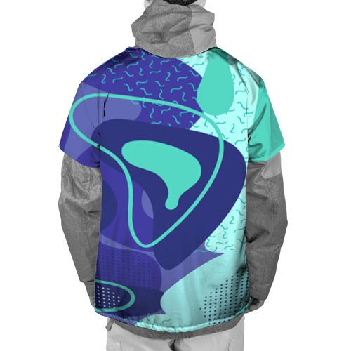 Накидка на куртку 3D  Фото 02, Sky pattern