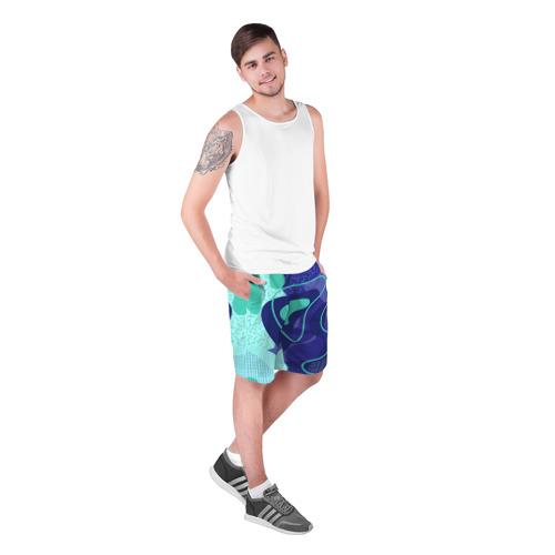 Мужские шорты 3D  Фото 03, Sky pattern