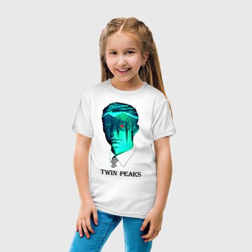 Детская футболка хлопок Twin Peaks Фото 01