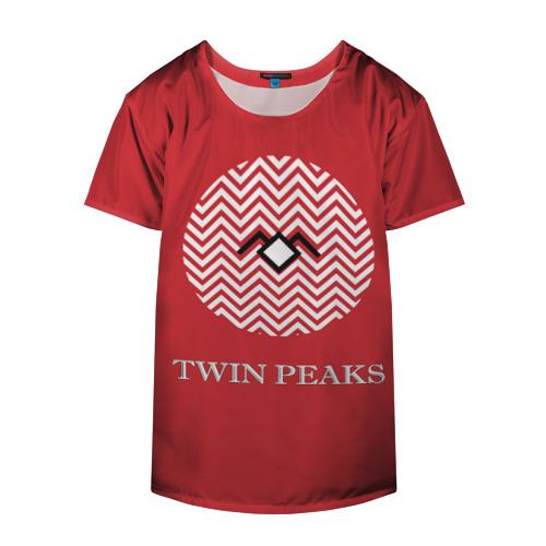 Накидка на куртку 3D  Фото 04, Twin Peaks