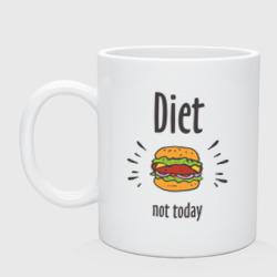 Diet. Not Today - интернет магазин Futbolkaa.ru