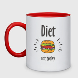Diet. Not Today - интернет магазин Futbolkaa.ru