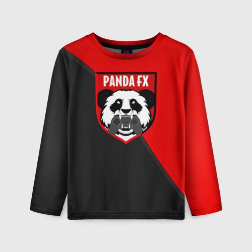 Детский лонгслив 3D PandafxTM