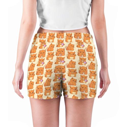 Женские шорты 3D  Фото 04, Белка Декстер
