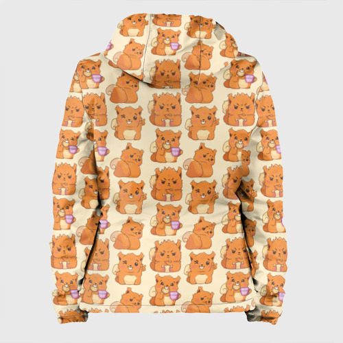 Женская куртка 3D  Фото 02, Белка Декстер