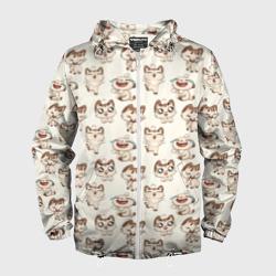 Стикеры котик