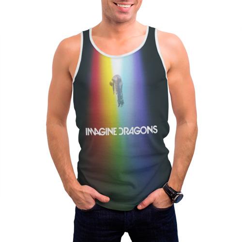 Мужская майка 3D Imagine Dragons Фото 01