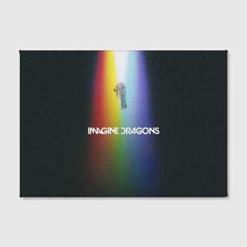 Холст прямоугольный  Фото 02, Imagine Dragons