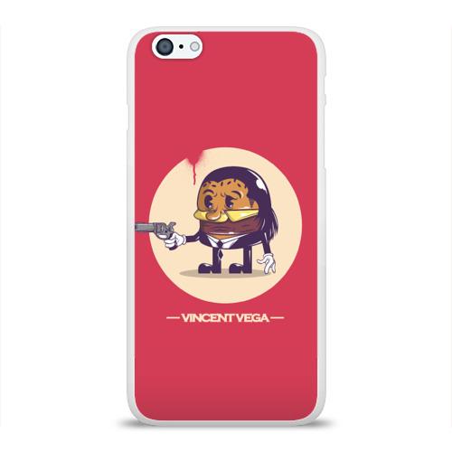 Чехол для Apple iPhone 6Plus/6SPlus силиконовый глянцевый  Фото 01, Винсент