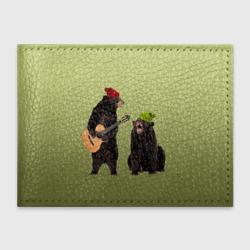 2 медведя и гитара