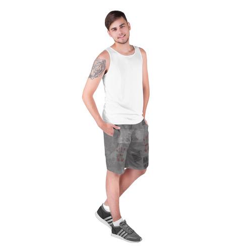 Мужские шорты 3D  Фото 03, Poison