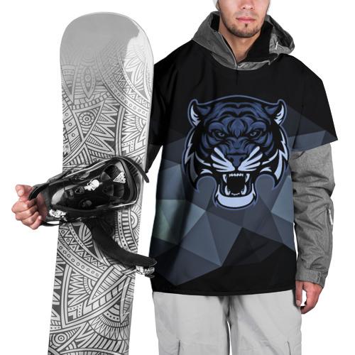 Накидка на куртку 3D  Фото 01, Тигр