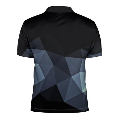 Мужская рубашка поло 3D  Фото 02, Тигр