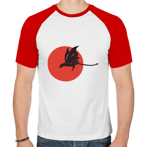 Мужская футболка реглан  Фото 01, Таргариен