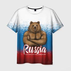 Russian Bear - интернет магазин Futbolkaa.ru