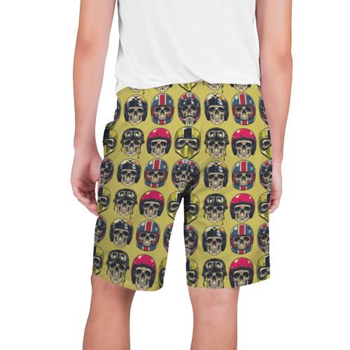 Мужские шорты 3D  Фото 02, Байкер