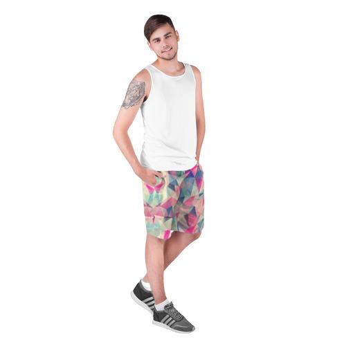 Мужские шорты 3D  Фото 03, Pieces