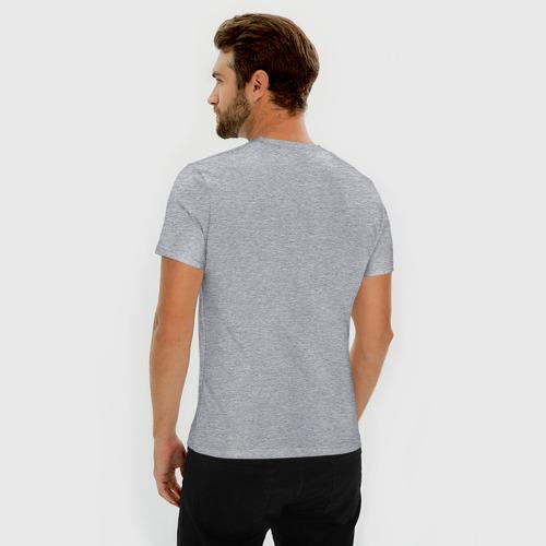 Мужская футболка премиум  Фото 04, Workout