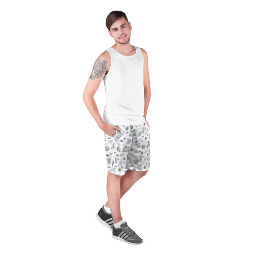 Мужские шорты 3D  Фото 03, Панда