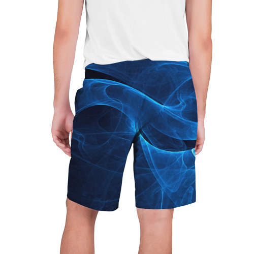 Мужские шорты 3D  Фото 02, Дым