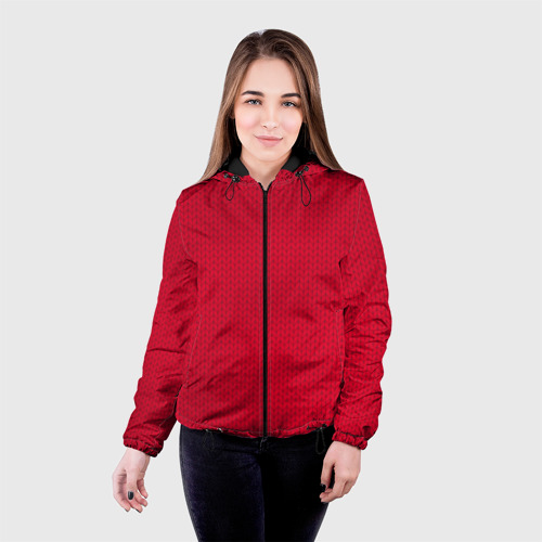 Женская куртка 3D свитер Фото 01